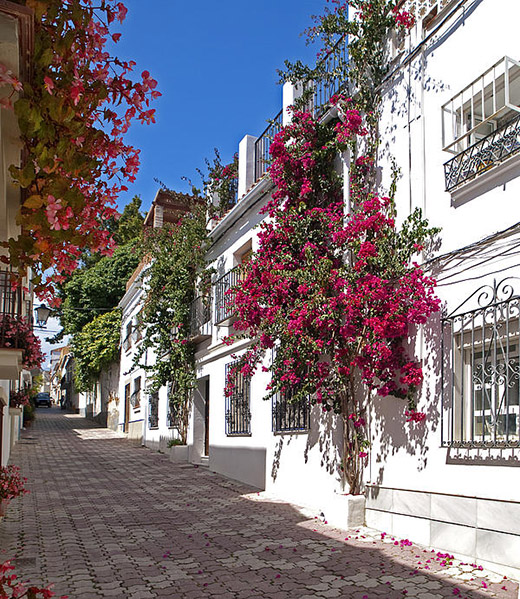A townhouse with character in Marbella will produce solid returns