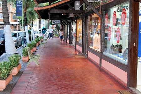 Cabo's shopping district offers everything you need