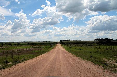 Rural Uruguay