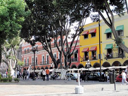 Puebla cafés