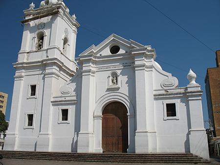 Santa Marta's cathedral