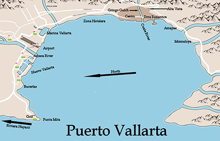 Puerto Vallarta offers different sectors with different lifestyles