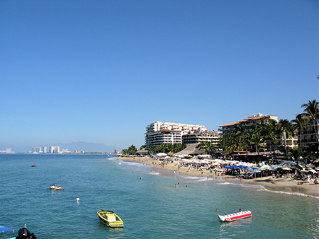Zona Romántica beach