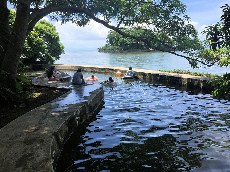 Island home in Nicaragua