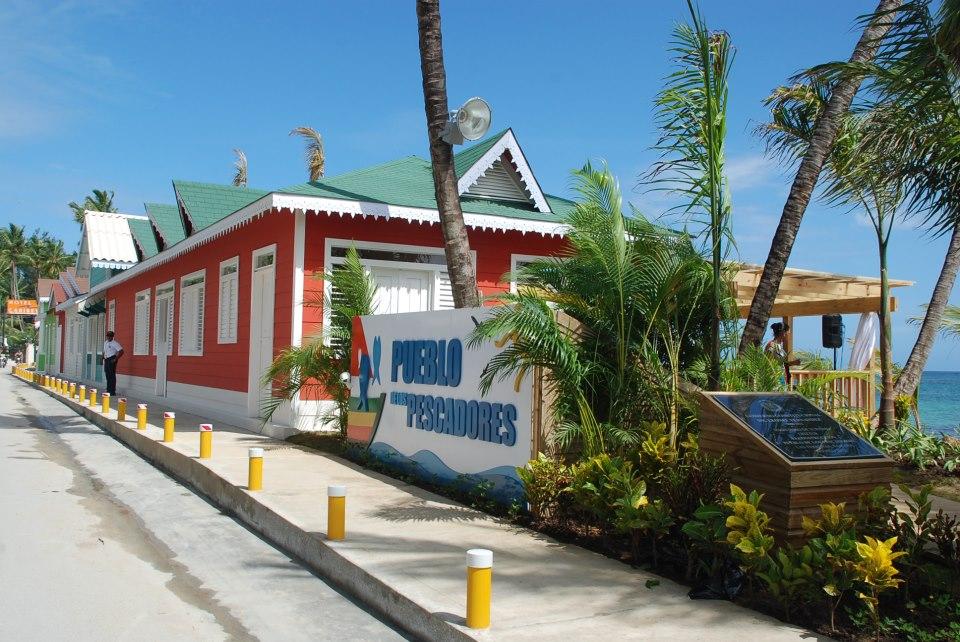 Las Terrenas: Town of the fishermen