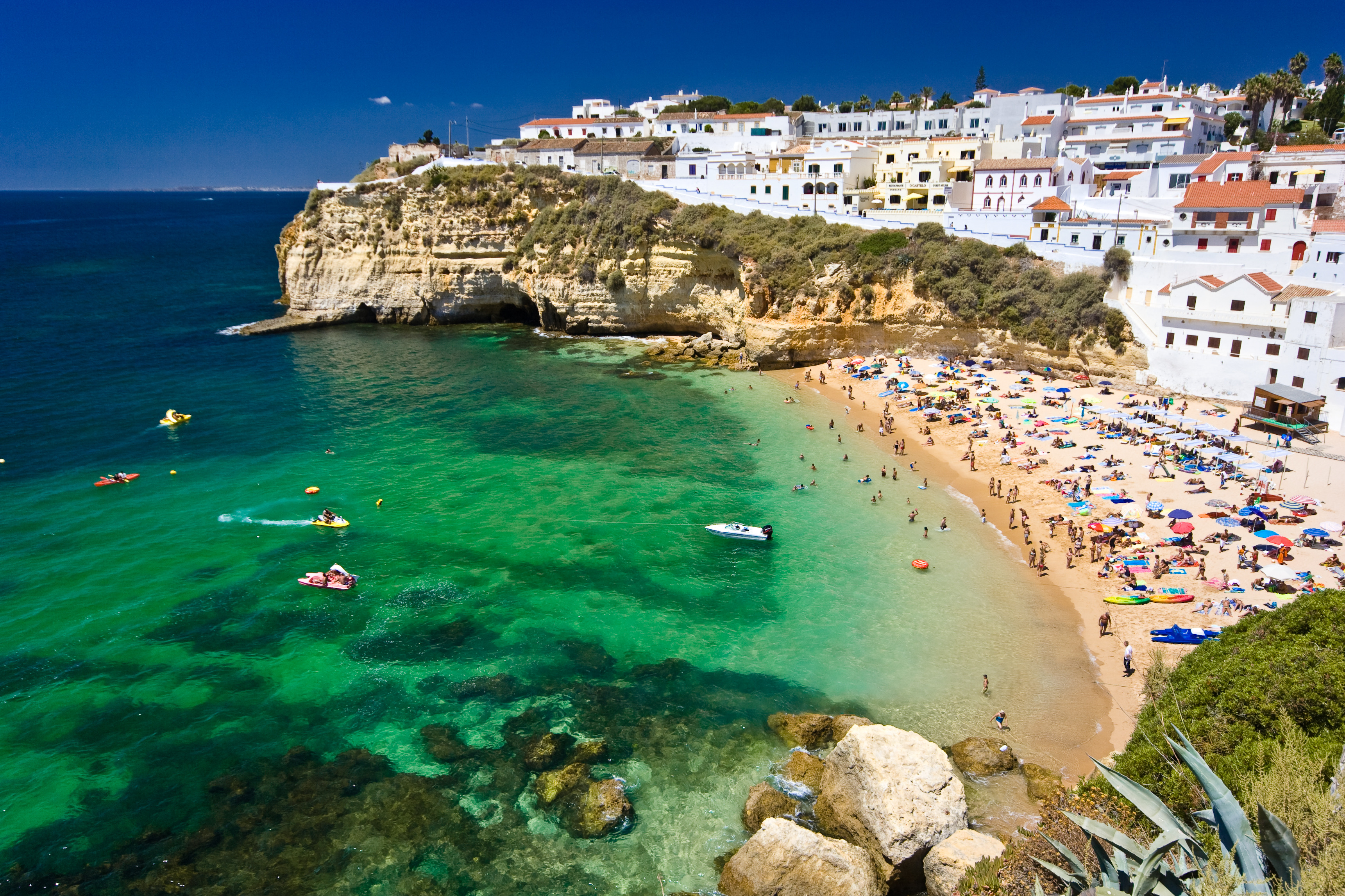 portugal s algarve versus spain s costa del sol finding the best beach value overseas. Black Bedroom Furniture Sets. Home Design Ideas
