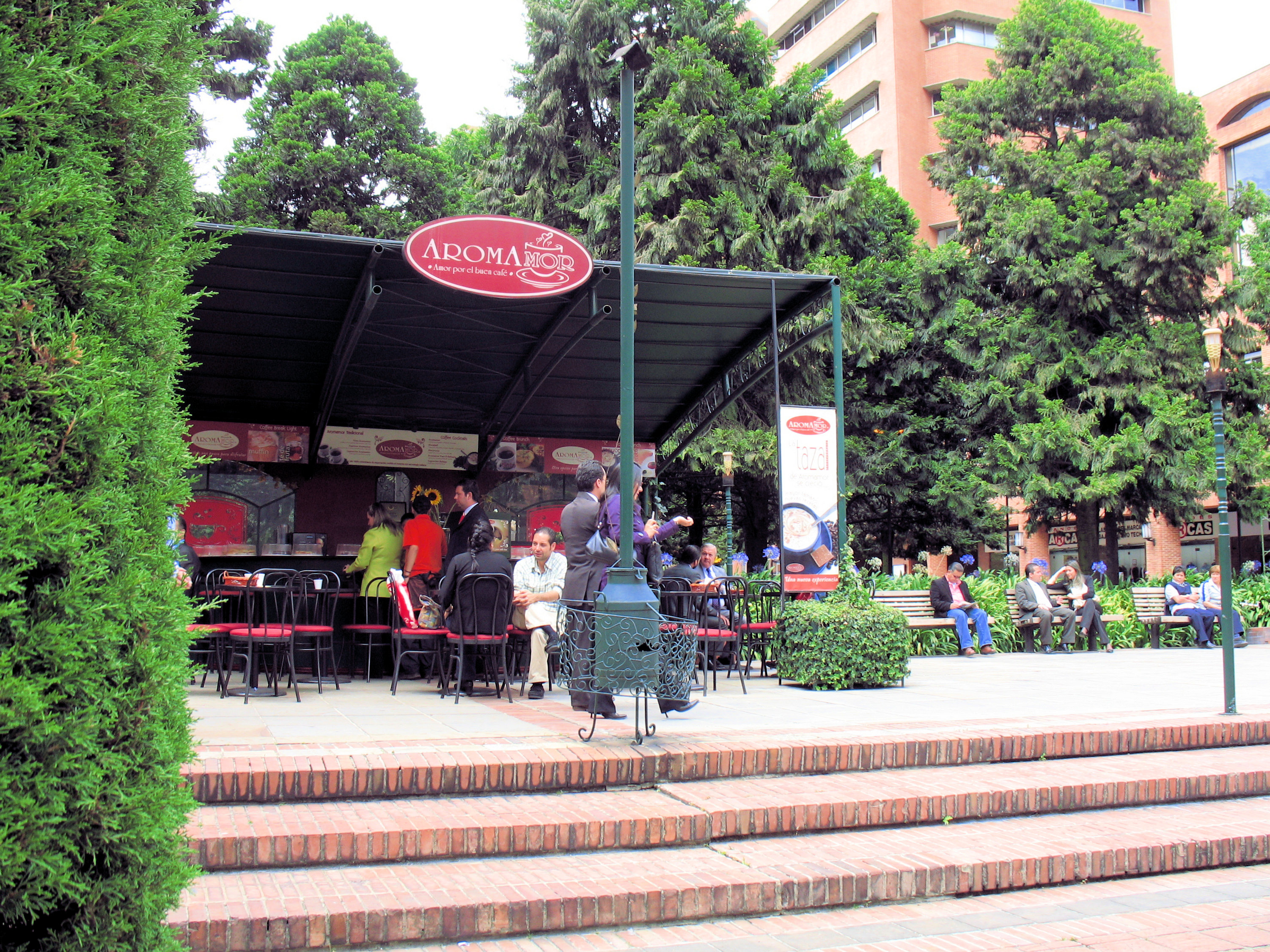 Bogotá has some of the best sectors for city living