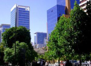 Los Condes neighborhood