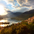 This beautiful countryside hides Italy's best values