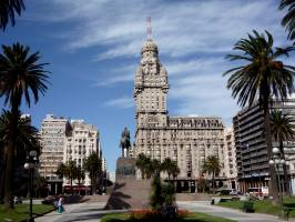 Plaza Independencia montevideo