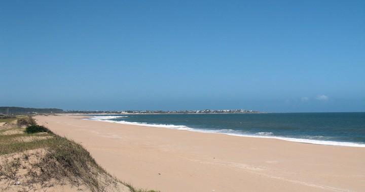 Beach in Rocha