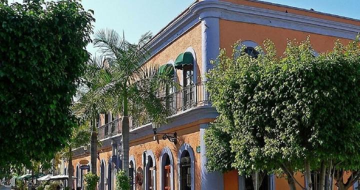 Mazatlan Mexico Historic Center