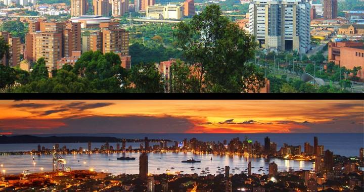 A Comparison Of Medellin Vs Cartagena.. Beach or mountain?