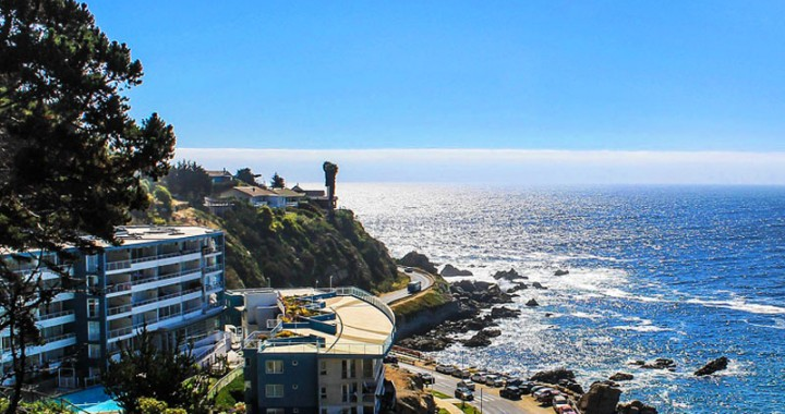 Viña del Mar offers First World Beach resorts at much better prices.