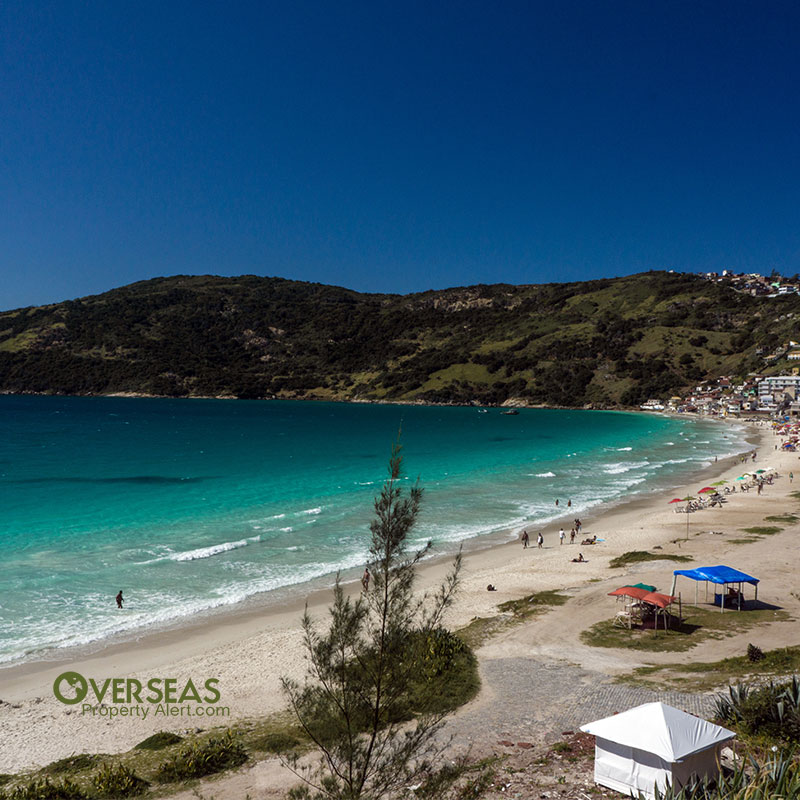 Beautiful Beaches And Property Bargains In Cabo Frio, Brazil
