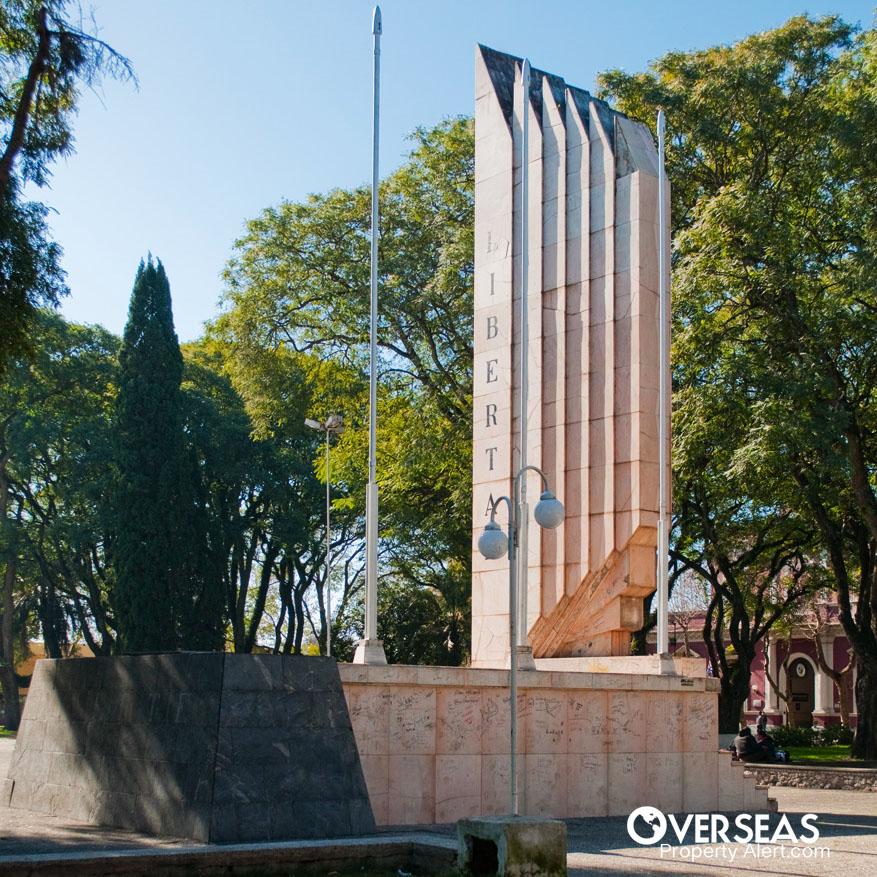 Treinta Y Tres, Uruguay