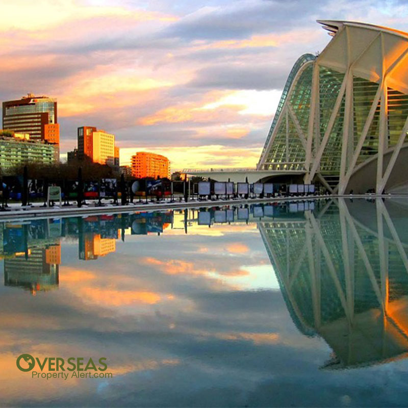 Valencia, Spain: Food, History, And Affordable Property