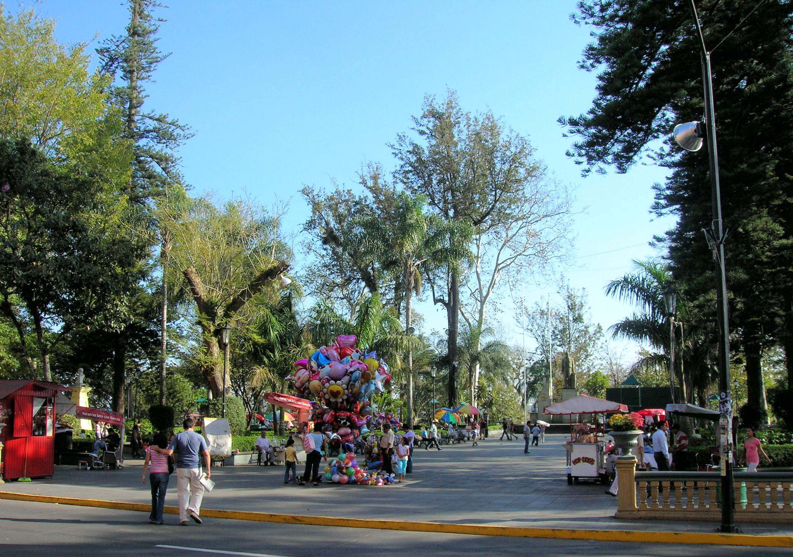 Parque Juarez - Xalapa