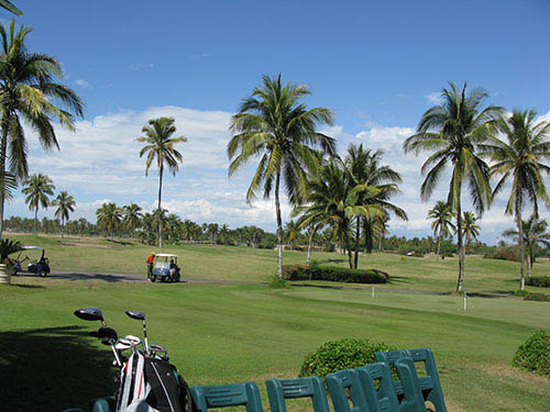 The best course in the Mazatlán area, and popular with expats