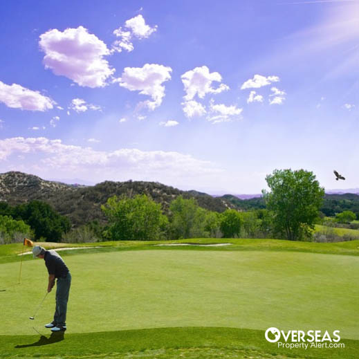 Yes, You Can Retire Overseas and Still Play World-Class Golf