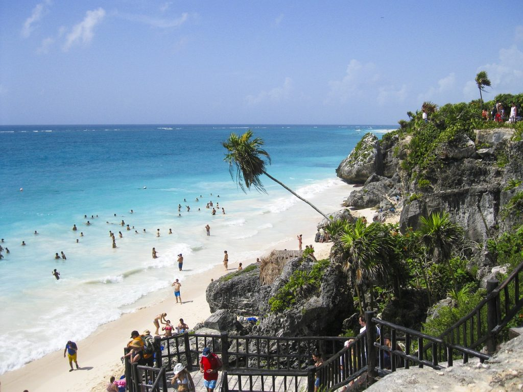 Seaside Towns In Mexico