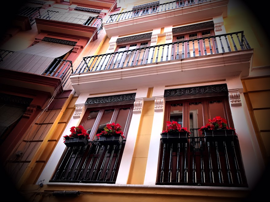 Balcony in Valencia