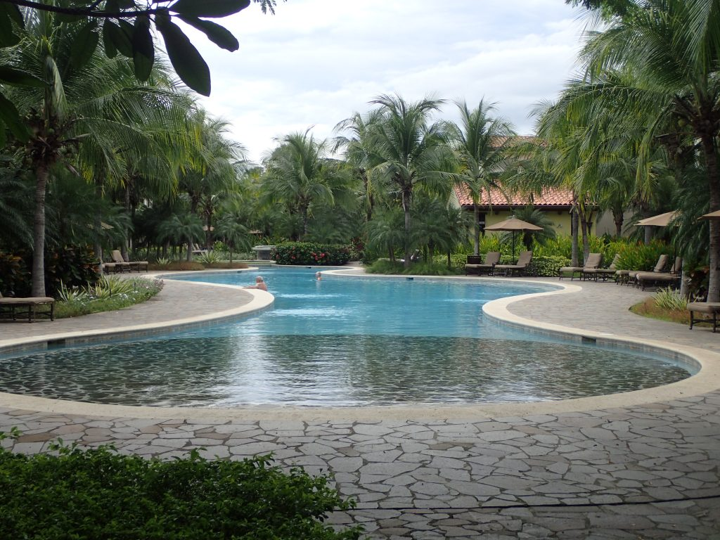 Costa Rica Swimming Pool