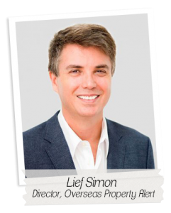 Lief Simon, Director of Overseas Property Alert