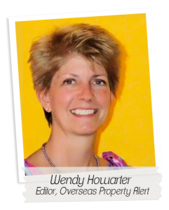 Wendy Howarter, Editor of Overseas Property Alert