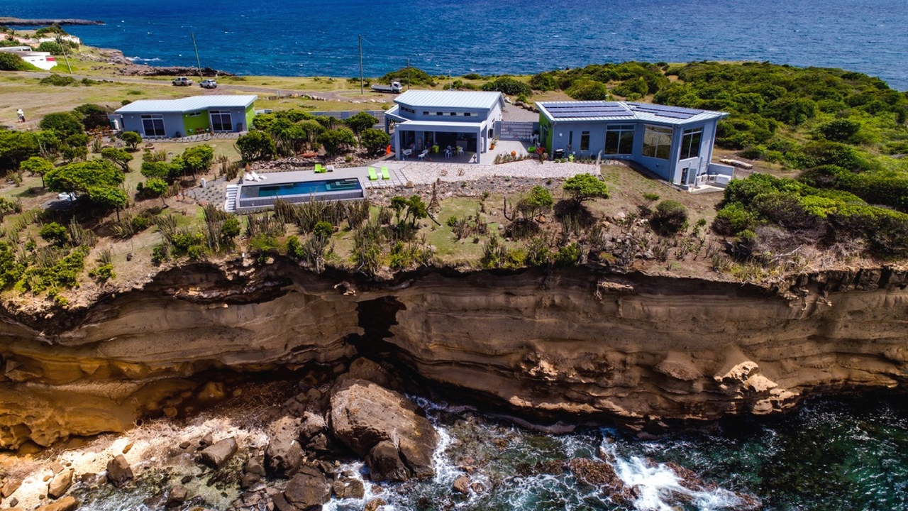 featured image grenada building island home