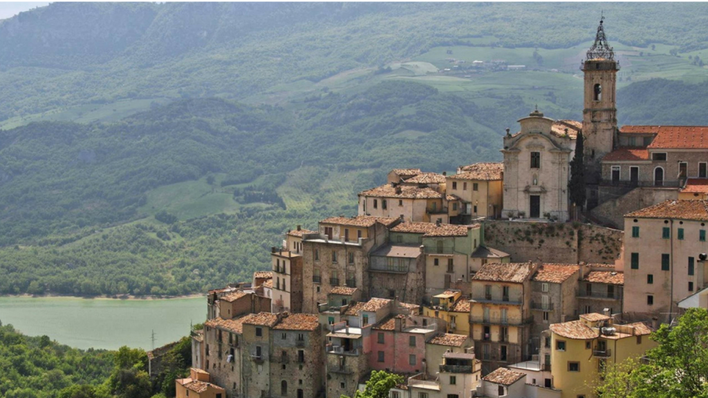 The quintessential village of Colledimezzo