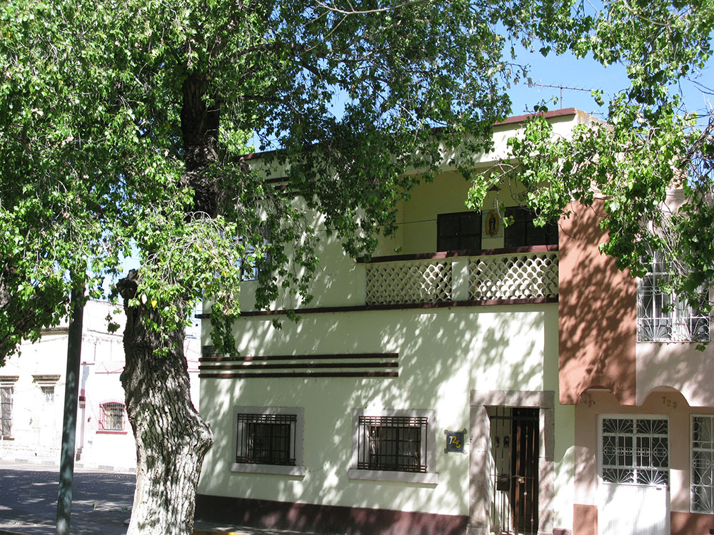 Property needing renovation in Durango, Mexico