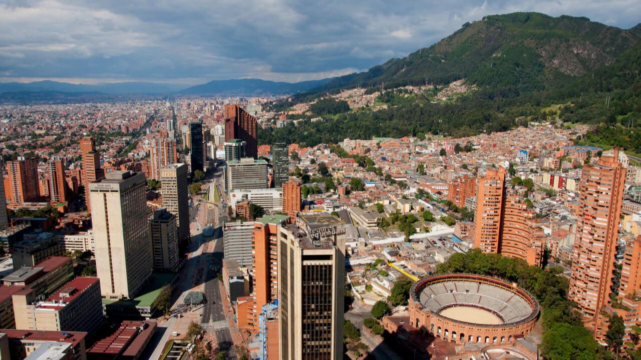 Bogotá, Colombia | Manhattan College | Riverdale, NY  |Bogota