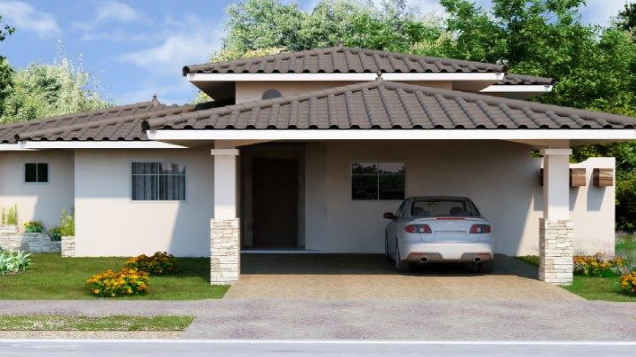 Altos de Coquito house plan