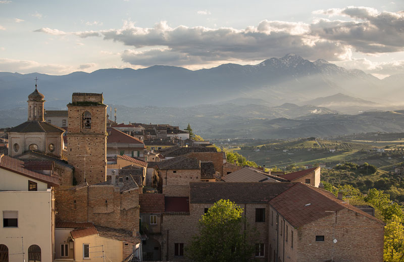Citta Sant Angelo, Italy
