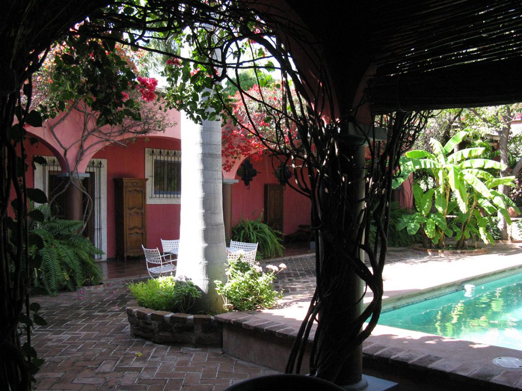 A colonial home in Nicaragua