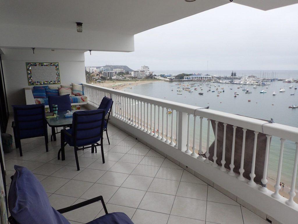 Yacht Club Balcony Salinas