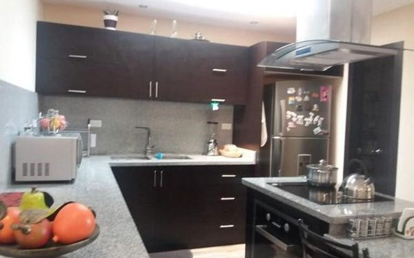 Modern kitchen in Cuenca, Ecuador