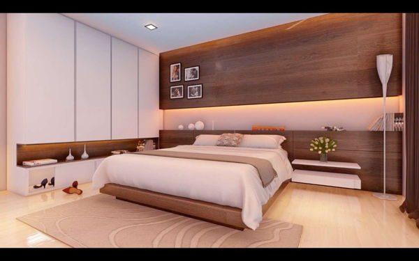 A bedroom in Las Terrenas
