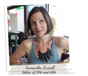 Samantha Russell, editor of Overseas Property Alert and GPA