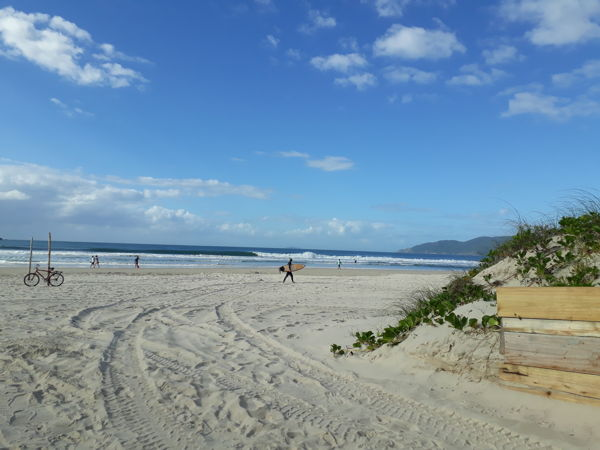 Campeche Beach, Brazil