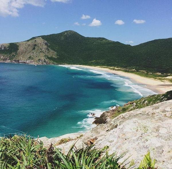 Lagoinha do Leste Beach, Brazil