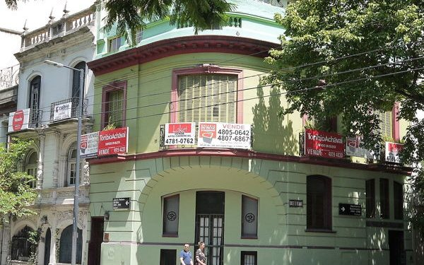 Historical building for sale in Palermo, Argentina