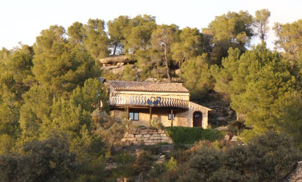 eco friendly properties overseas. eco house in spain