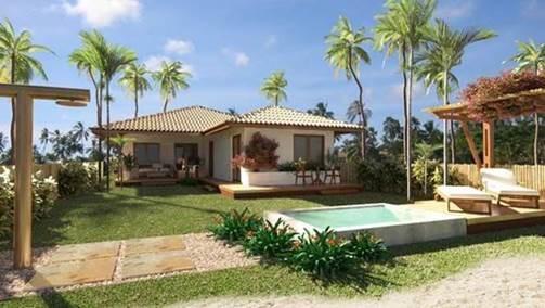 brazil beachfront villas