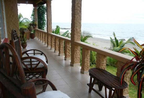 beach view Las Tablas Panama