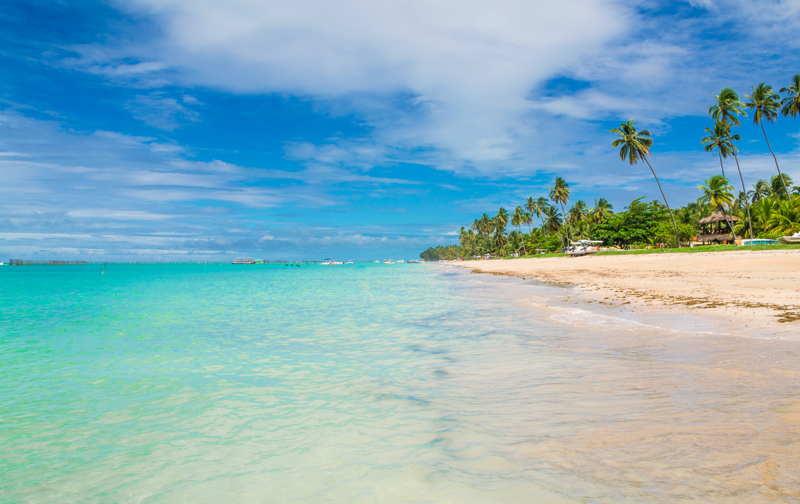 beachfront brazil