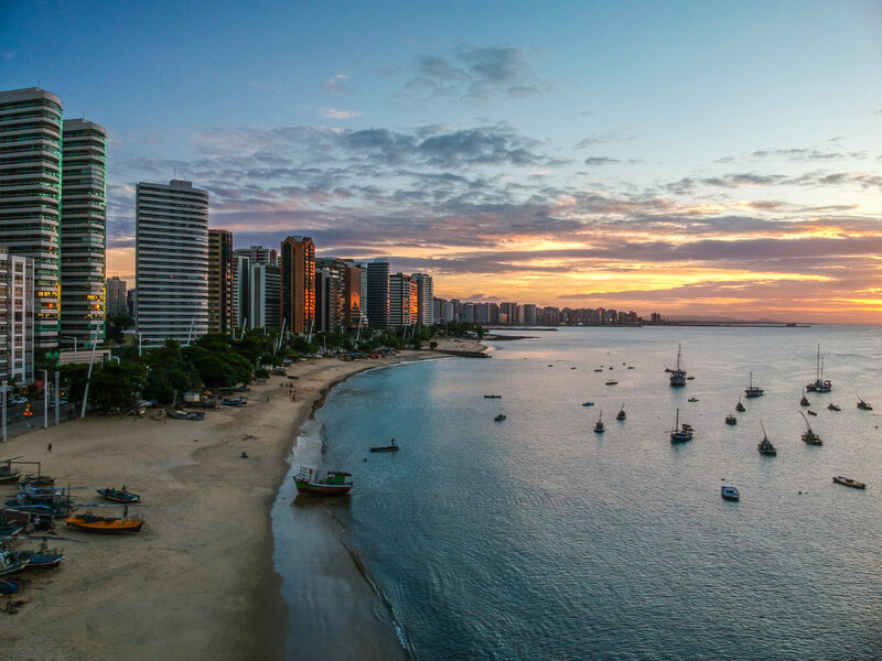 Fortaleza, Ceara State, Brazil