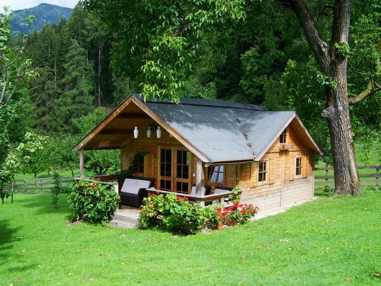 A beautiful tiny home
