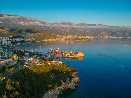 Oleg Gratilo in Montenegro